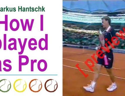 Hewitt vs Hantschk – Wie ich Tennis spiele
